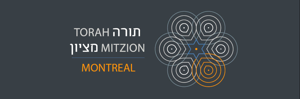 Torah Mitzion in Montreal
