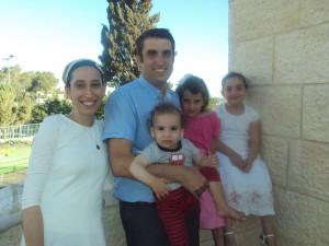Salomon family photo